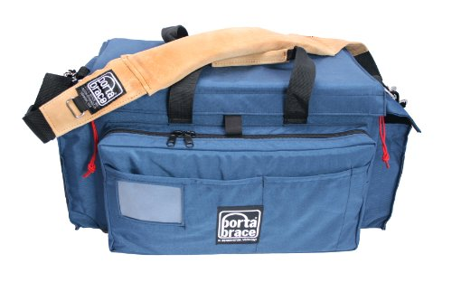 PortaBrace SLR-3 Camera Case (Blue) by PortaBrace