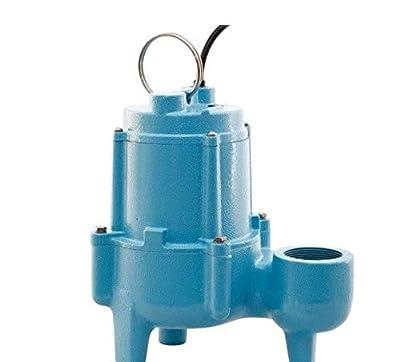 Little Giant 509203 9S-CIM 4/10-Horse Power Sewage Pump, 1-Pack