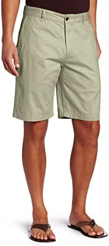 Dockers Men's Classic Fit Perfect Short, Sand Dune, 36W