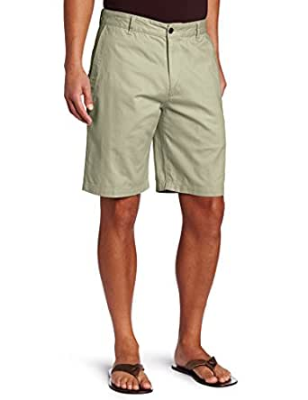 Dockers Men's Classic-Fit Perfect-Short - 28W - Sand Dune (Cotton)