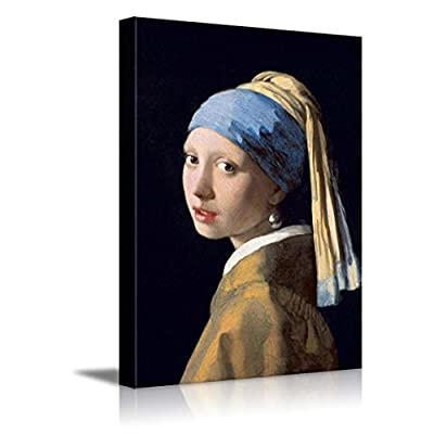 Stunning Creative Design, Girl with a Pearl Earring by Johannes Vermeer, Made For You