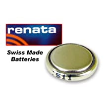Renata Battery 373 Sr916Sw Silver 1.55V Swiss Made