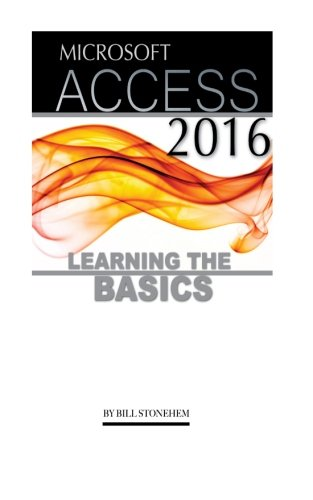 Download Microsoft Access 2016: Learning the Basics (Booklet) ebook
