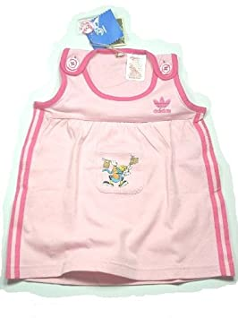 amp; Adidas Puériculture Robe Pink Goofy Rosé Bébé Bébés 86 gqB0wq6Tx
