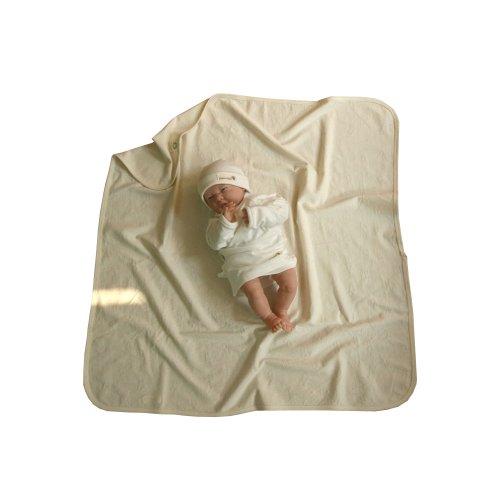 Bear jacquard style Swaddle blanket ()