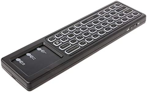 Color: 1 Calvas T6 Air Mouse 2.4G Wireless Keyboard Touchpad Remote Control For Smart TV Box PC gai