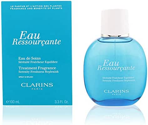 Clarins Clarins eau ressourcante rebalancing fragrance spray, 100 ml/3.4 oz, 3.4 Ounce