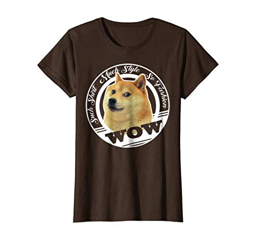 Awesome Doge Meme T-Shirt - Funny Dog Tee Shirt