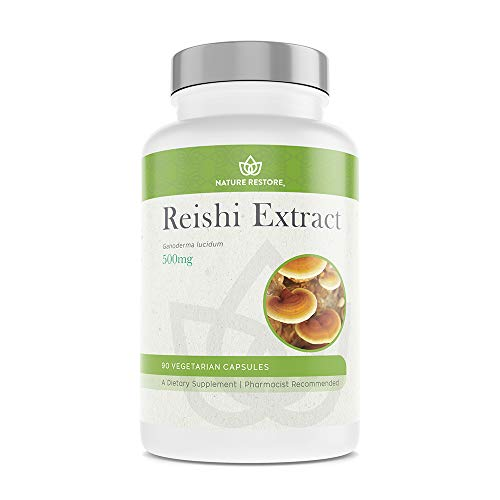 - Reishi Mushroom Extract Supplement, Standardized to 30 Percent Polysaccharides, 90 Capsules, Manufactured in USA, Non GMO, Gluten Free, Ganoderma Lucidum
