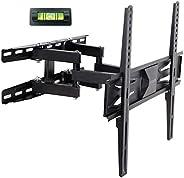 Fleximounts A22 Soporte Giratorio de Pared articulado para televisores de 32 a 60 Pulgadas, 4K HD LED Pantallas LCD