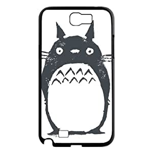 Personalized Protective Hard Plastic Case for Samsung Galaxy Note 2 N7100 - TOTORO Print custom case at CHXTT-C