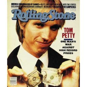 - Rolling Stone Magazine # 348 July 23 1981 Tom Petty (Single Back Issue)