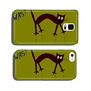 WHAT? cat cell phone cover case iPhone5