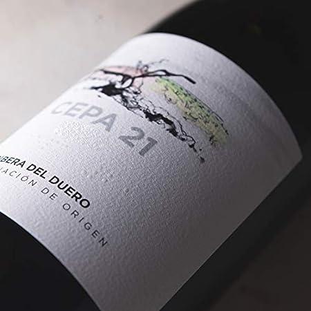 CEPA 21 - Cepa 21, Vino Tinto, Tempranillo, Ribera del Duero, 750 ml