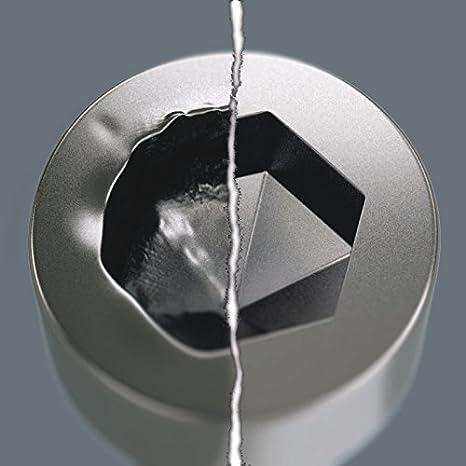 Wera 05023107001 354 Sechskant-Schraubendreher Hex-Plus 2.5 x 75 mm,