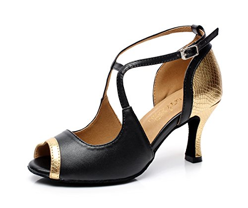 Minitoo - Jazz & Modern mujer gold-3 heel