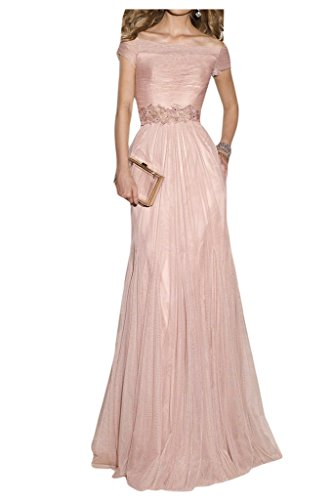 Ivydressing - Vestido - trapecio - para mujer rosa 40