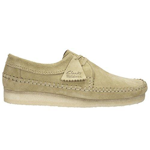 clarks-originals-mens-weaver-maple-suede-shoes-95-us