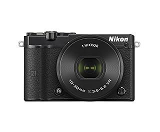 Nikon 1 J5 Kit w/ 1 NIKKOR 10-30mm f/3.5-5.6 PD-Zoom Lens (Black) (B00X1147MW) | Amazon price tracker / tracking, Amazon price history charts, Amazon price watches, Amazon price drop alerts