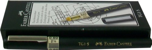 Faber Castell TG1 – Bolígrafo De Dibujo Técnico (0,60 Mm)