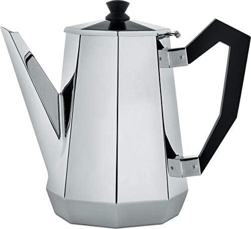 Alessi CA111 - Cafetera, diseño Octogonal: Amazon.es: Hogar
