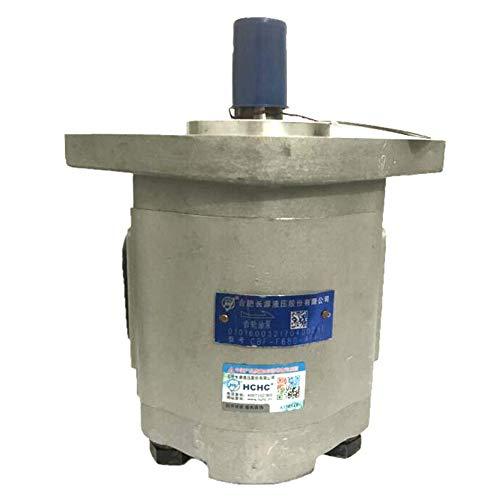 TIMEWAY Pump Hydraulic Gear Pump CBF-F6 Type Keyed Shaft Rotation:CW Joining Port with Flange Aluminum Body Max Pressure:25Mpa (CBF-F650-AFP)