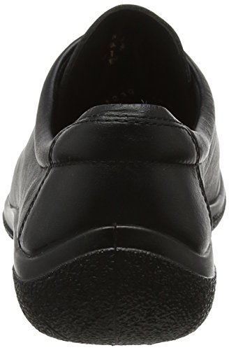Hotter Women's Dew EXF Oxfords Black (Jet Black) free shipping nicekicks discount classic pictures online outlet eastbay buy cheap with paypal M037rgzr