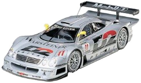 1:24 Mercedes Clk-gtr Model Car