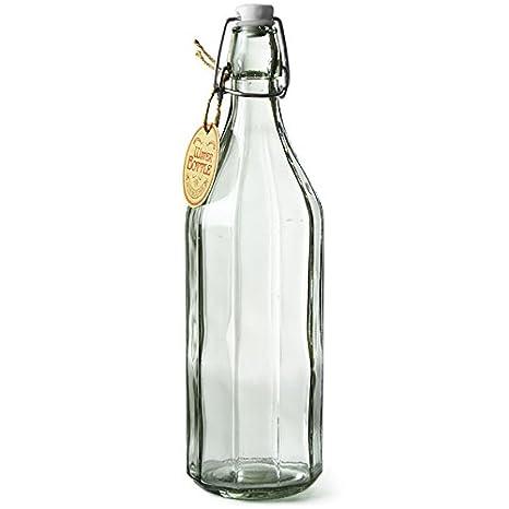 Botella de agua de mesa de la Polinesia Francesa: Amazon.es ...