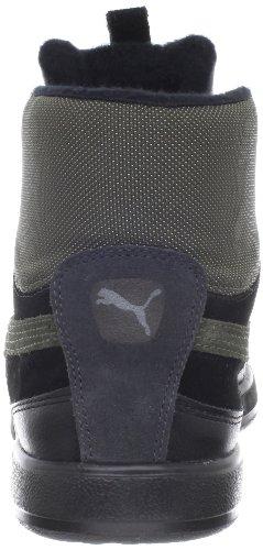 Scarpe da corsa Archive Lite Mid UO Puma per uomo, Nero / Forest Night / Dark Shadow, 11 D US