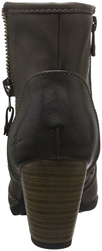 Boots Short Bootees Brown Warm Tailor Lined Pepper 8599902 Shaft Women's Tom and 40gXqW