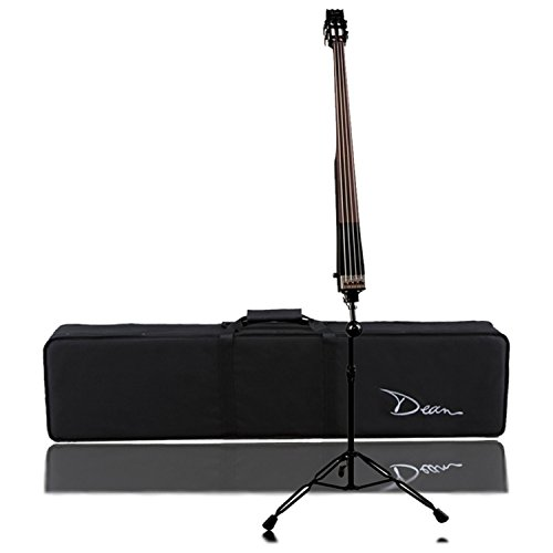 Dean Pace Bass 4-String Electric Upright Bass with for sale  Delivered anywhere in USA
