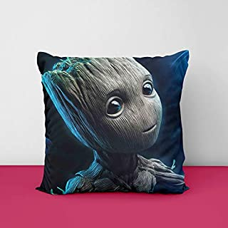 41tub qkbWL. SS320 Groot Square Design Printed Cushion Cover