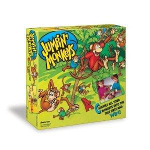 Jumpin' Monkeys Board Game