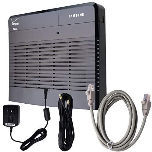 Samsung 4G LTE Network Extender Verizon Wireless Cellular Signal Booster SLS-BU103 (Renewed)