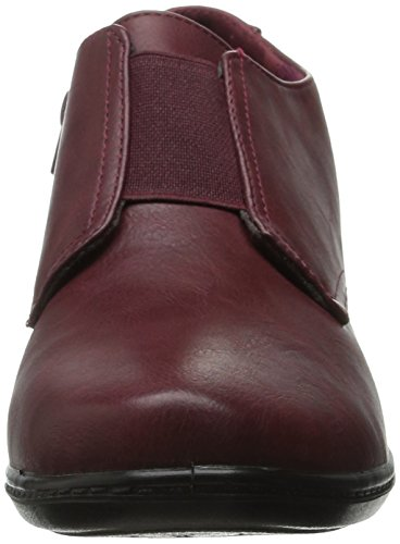 Easy Street Women's King Boot Burgundy/Gore QhzzLry
