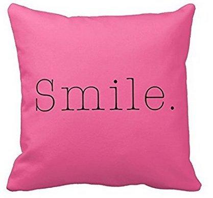 babyssj manta funda de almohada cojín Cover Smile. Luz rosa ...