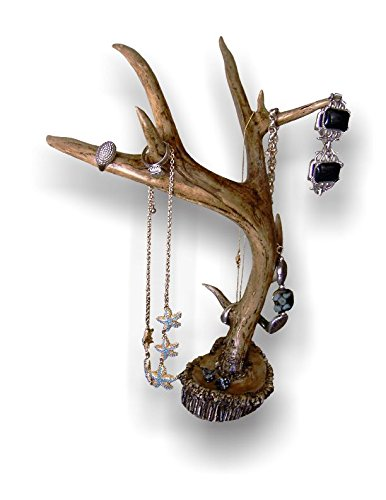 Reproduction Jewelry - Mountain Mike's Reproductions Antler Jewelry Stand