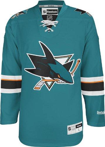 Amazon.com   NHL San Jose Sharks Men s Center Ice Team Color Premier ... d6216a1d7