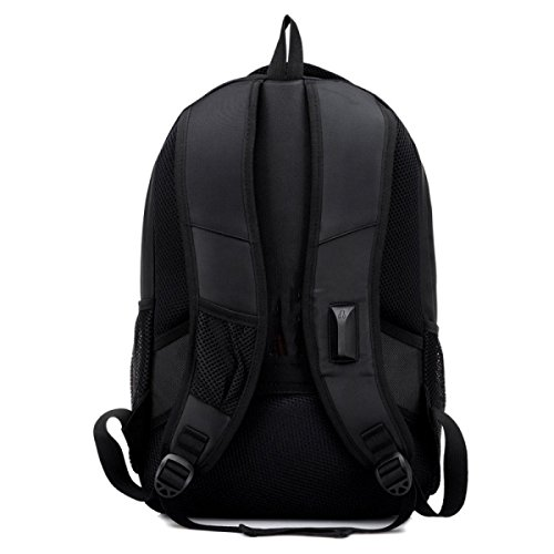 The Men Travel Backpack Computer And Women School Leisure Brown Trend Of Bag RqRIp