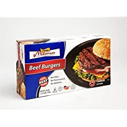 Midamar - Halal 100% Pure Beef Burger