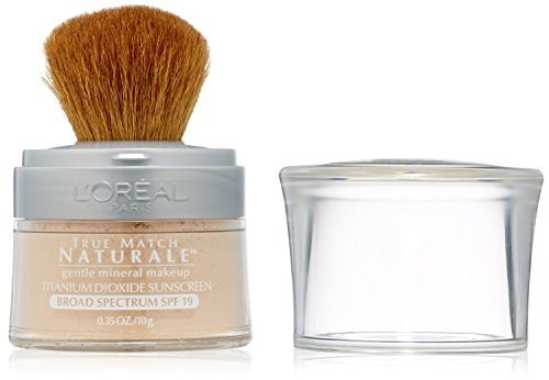 LOreal Match Naturale Mineral Foundation