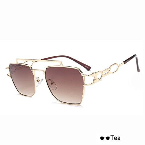 De De Lujo Sol Gafas Sol Señor El De Gótico B De Gafas TIANLIANG04 A Steampunk Las Gafas Para Mujer De Sol F4qUwUTx7