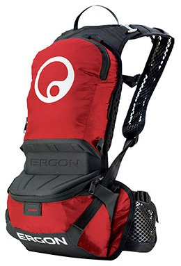 ERGON(エルゴン) BE1 ラージ(対応身長170-185cm) BLACK/RED   B06ZZ1QRCX