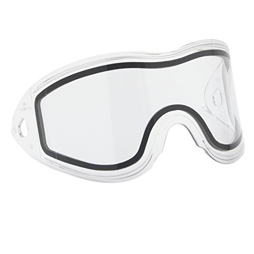 Empire Paintball Mask Lens, Clear - Empire Event Goggle