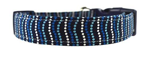 The Prism Multicolored Dog Collar