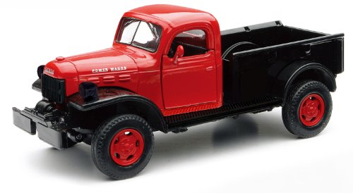 1946 Dodge Power Wagon Pickup 1:32 Scale by Newray