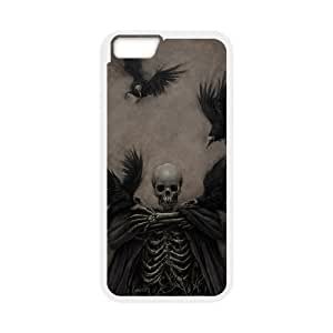 "GTROCG Skull Arts Phone Case For iPhone 6 (4.7"") [Pattern-4]"