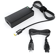 Pwr+ 135W Extra Long 14 Ft (4.2 meters) Lenovo Y50 Y70; Touch Y50-70 Y70-80; IdeaPad 700 Y700 Z710; Essential G700 G710; ThinkPad T540p T440p Laptop Charger AC Adapter ADL135NLC3A ADL135NDC3A 4X20E50558 36200605 36200609 45n0361 45n0501 Power Supply Cord