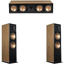 Klipsch 3.0 Cherry System with 2 RF-7 III Floorstanding Speakers, 1 RC-64 III Center Speaker